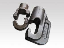 锻造是一种利用锻压机械对金属坯料施加压力