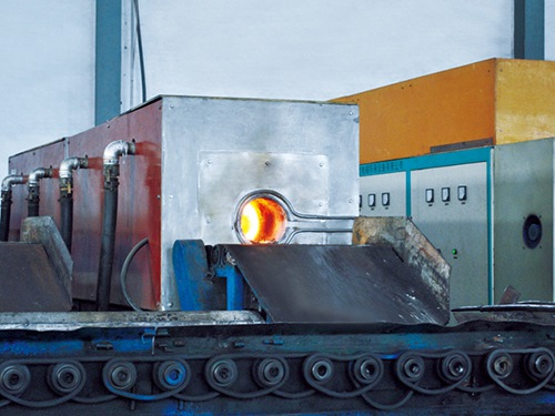 中频透热加热炉