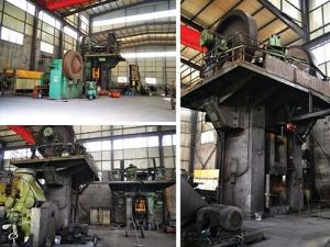 8000吨摩擦压力机
